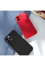 Evutec Evutec Ballistic Nylon Aergo Series Case With Afix for iPhone 12 Pro Max - Red