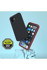 Evutec Evutec Ballistic Nylon Aergo Series Case With Afix for iPhone 12 Pro Max - Black