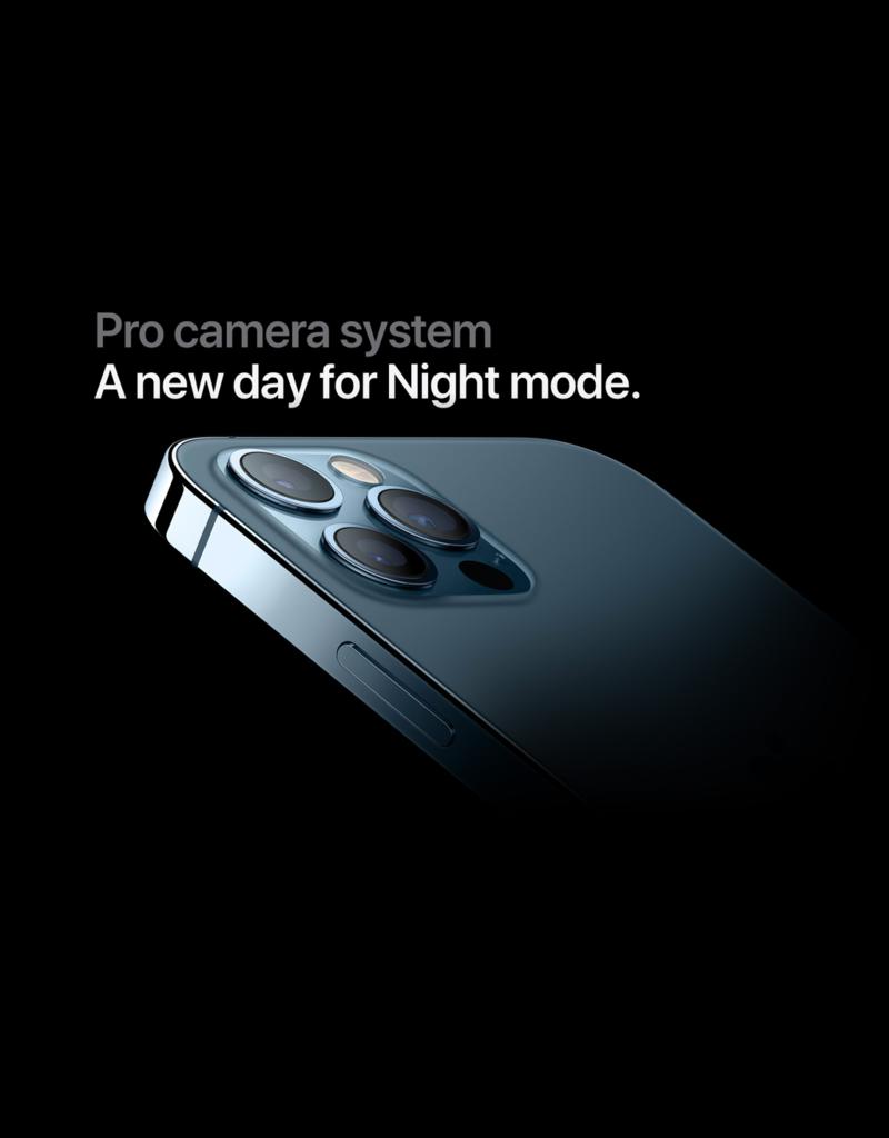 Apple Apple iPhone 12 Pro 256GB - Pacific Blue
