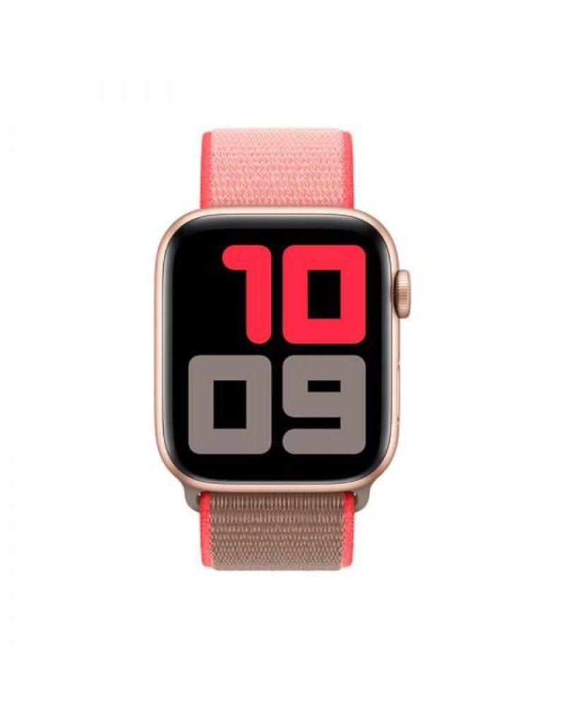 Apple Apple Watch Sport Loop Band 42/44mm - Neon Pink