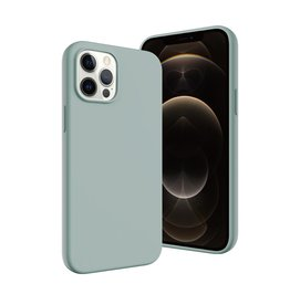 SwitchEasy SwitchEasy Skin Silicone Case for iPhone 12 Pro Max - Sky Blue