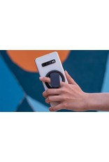 Ohsnap Super-thin Smart grip, stand, and magnet - White