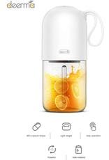 Deerma Portable Mini Juice Blender Capsule Shape Powerful Electric Cup
