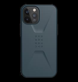 UAG Urban Armor Gear (UAG) Civilian Series Case for iPhone 12 Pro Max - Mallard