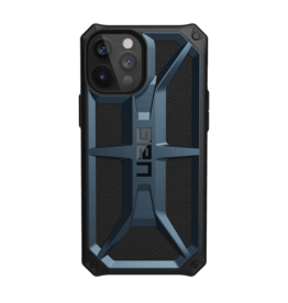 UAG Urban Armor Gear (UAG) Monarch Series Case for iPhone 12 Pro Max - Mallard and Black