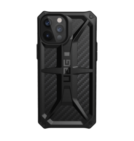 UAG Urban Armor Gear (UAG) Monarch Series Case for iPhone 12 Pro Max - Carbon Fiber