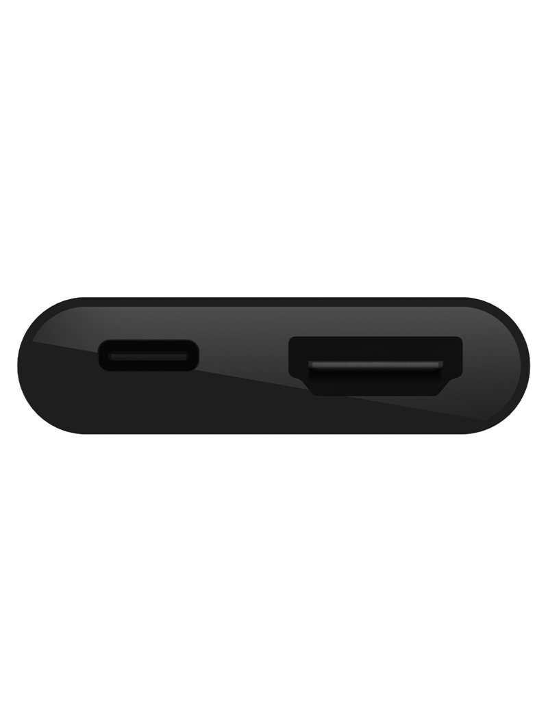 Belkin Belkin USB-C to HDMI and Charge Adapter 60W - Black