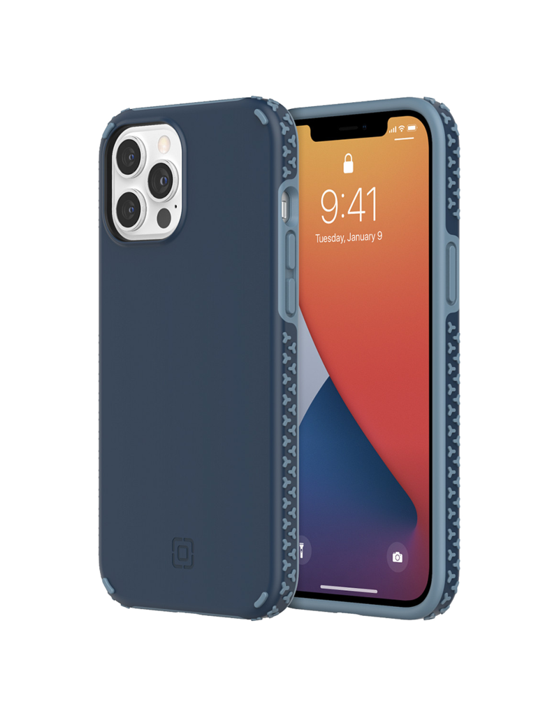 Incipio Incipio Grip Case for iPhone 12 Pro Max - Insignia Blue