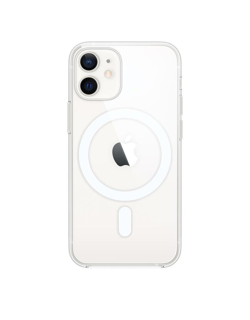 Apple Apple iPhone 12 Mini Clear Case With MagSafe - Clear