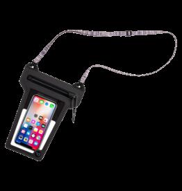Nite Ize Nite Ize RunOff Waterproof Phone Pouch - Charcoal