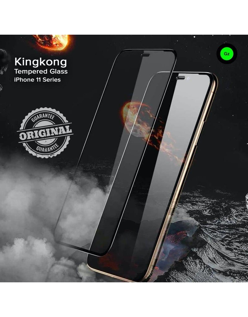 Kingkong Glass full coverage tempered glass screen protector iPhone 11/12/12 Pro