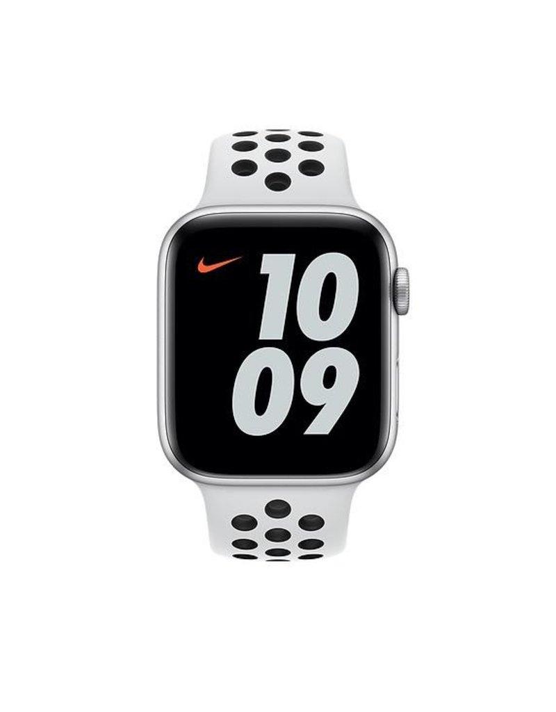 Apple Apple Watch Nike Sport Band Regular 42/44mm - Pure Platinum/Black