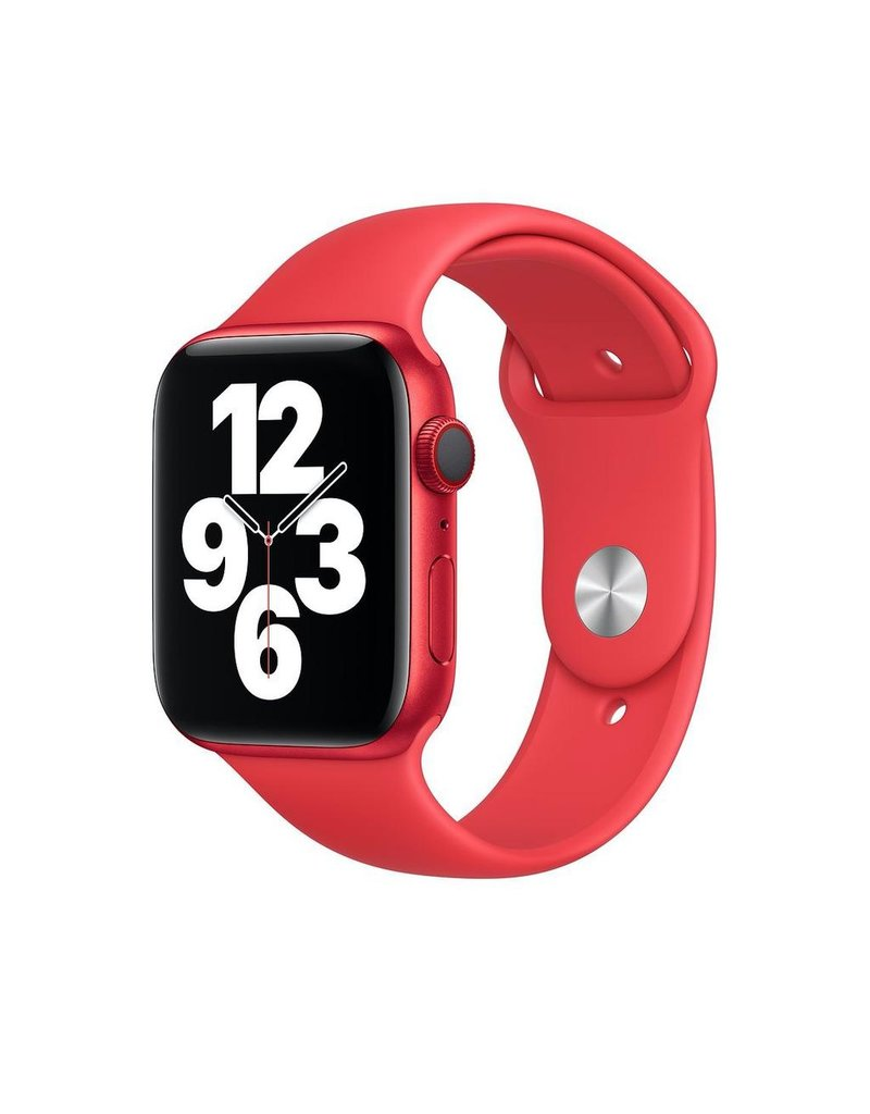 Apple Apple Watch Sport Band Regular 42/44mm - (Product) Red