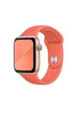 Apple Apple Watch Sport Band Regular 42/44mm - Clementine