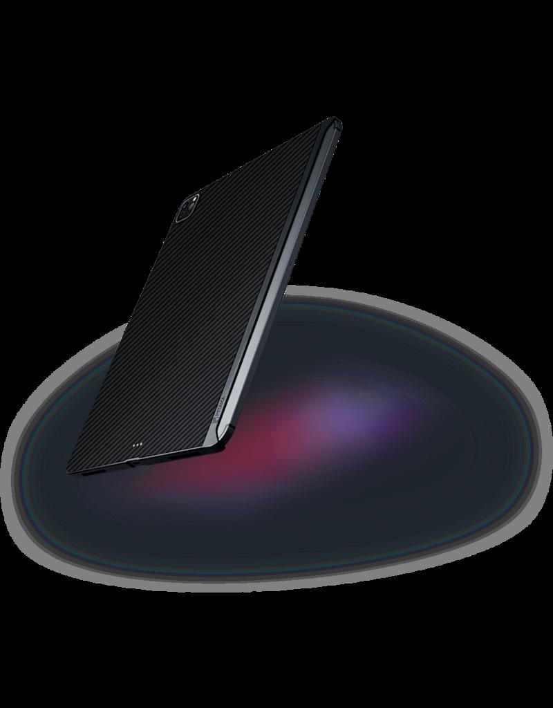 """Pitaka Pitaka Aramid Karbon Fiber MagEZ Case for iPad Pro 11"""" 2nd-Gen (fit Smart/MagicKeyboard) - Black/Grey Twill"""