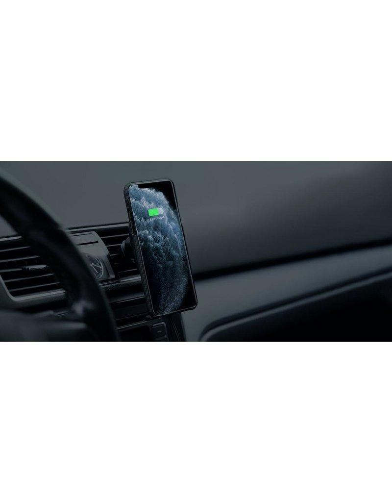 Pitaka Pitaka Magnetic MagEzMount Qi  Wirelessly Charger - Car Vent