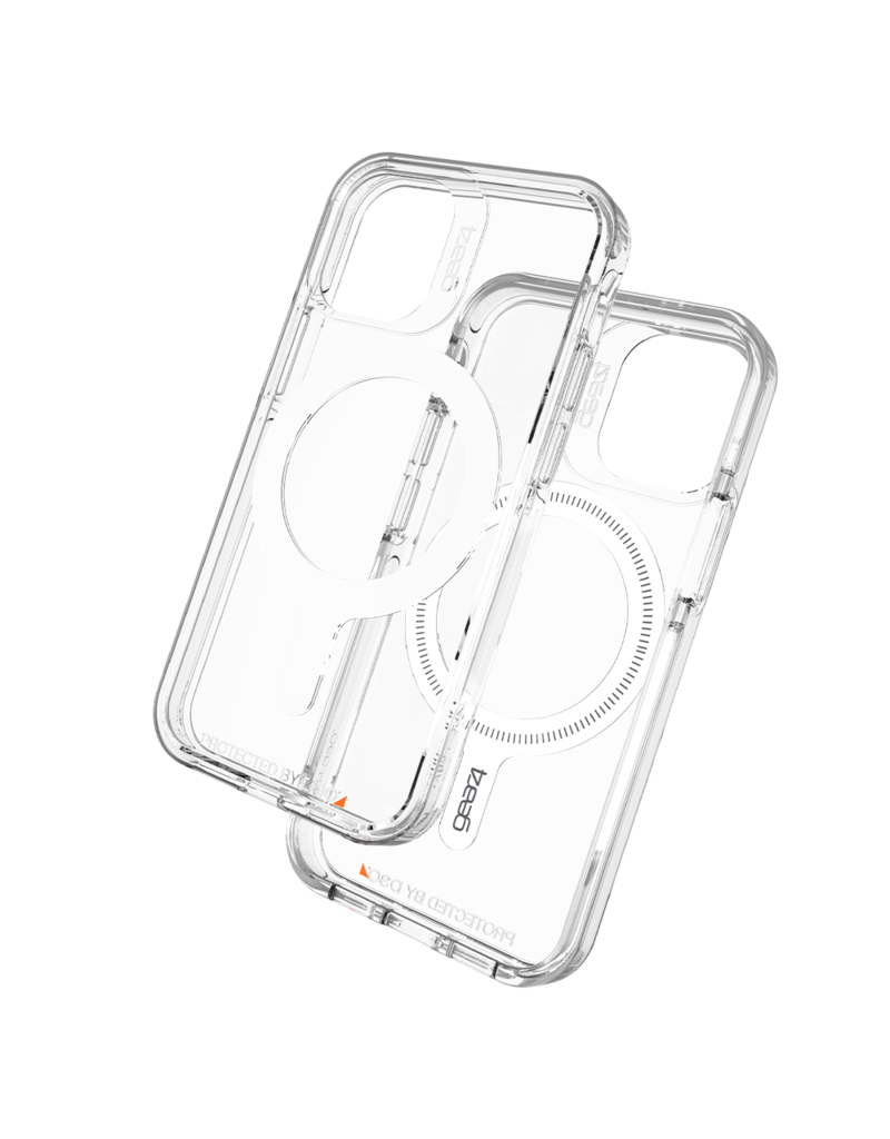 Gear4 Gear4 Crystal Palace Snap Case for Apple iPhone 12 mini - Clea