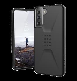 UAG UAG Civilian Case for Samsung Galaxy S21 Plus 5G - Black