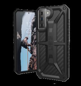 UAG UAG Monarch Case for Samsung Galaxy S21 Plus 5G - Carbon Fiber