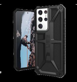 UAG UAG Monarch Case for Samsung Galaxy S21 Ultra 5G - Black