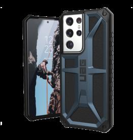 UAG UAG Monarch Case for Samsung Galaxy S21 Ultra 5G - Mallard and Black