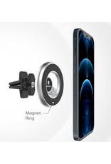 SwitchEasy SwitchEasy MagMount Car Mount for iPhone 12 Bracket Type - Black