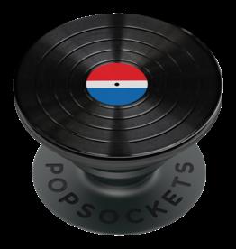 PopSockets PopSockets PopGrip Luxe Backspin Aluminum 45 RPM