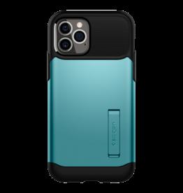 Spigen Spigen Slim Armor Case for Apple iPhone 12 / 12 Pro - Mint