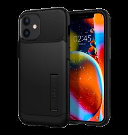 Spigen Spigen Slim Armor Case for Apple iPhone 12 / 12 Pro - Black