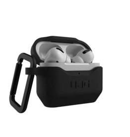 UAG UAG Standard Issue Silicone 001 Case for Apple AirPods Pro - Black