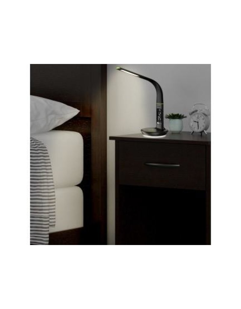Goui Goui NURU+D Lamp Qi10W/QC3.0/PD 30W - Black