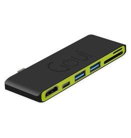 Goui Goui Hubi Type c to USB 3.0 +HDMI+ USB