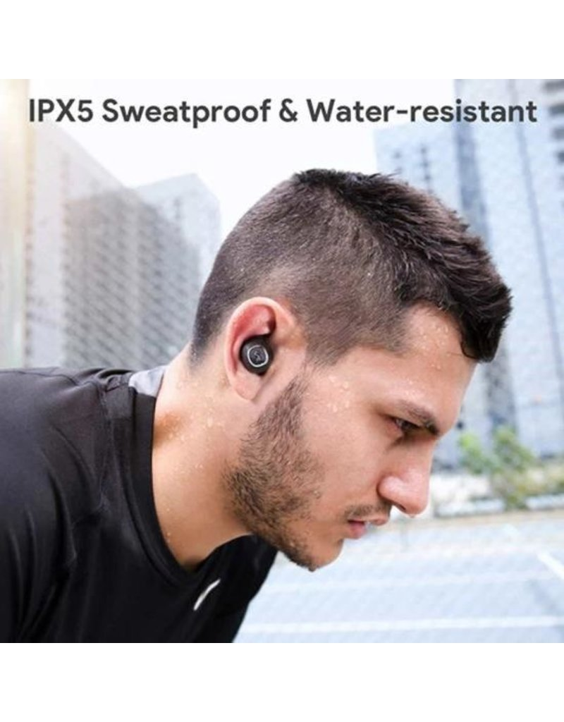 AUKEY Aukey True Wireless Earbuds Bluetooth EP-T10 Lite - Black
