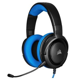 Corsair Corsair HS35 Stereo Gaming Headset Playstation - 4 PC - Mobile - Blue