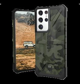 UAG UAG Pathfinder Case for Samsung Galaxy S21 Ultra 5G - Forest Camo