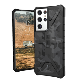 UAG UAG Pathfinder Case for Samsung Galaxy S21 Ultra 5G - Midnight Camo