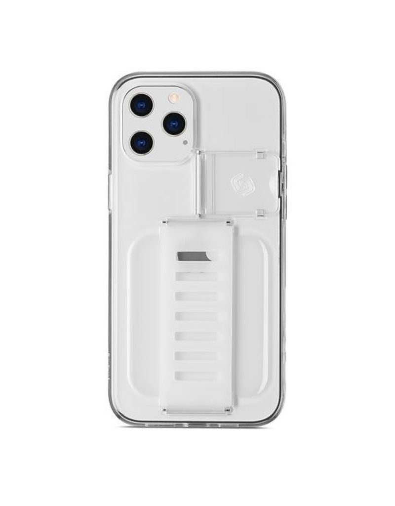 Grip2u Grip2U Boost Case for iPhone 12 Pro Max - Clear