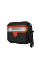 UAG UAG Standard Issue 001 Hard Case for Apple Airpod Pro - Black/Orange