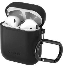 Spigen Spigen Silicone Case for Apple Airpods - Black