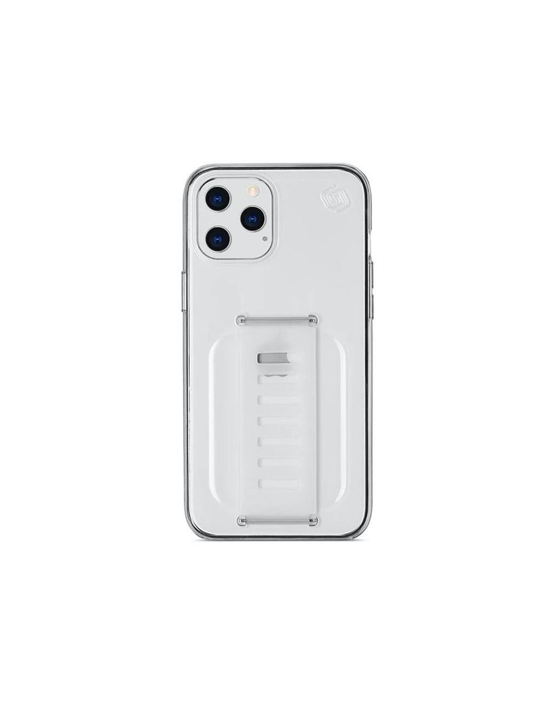 Grip2u Grip2U Slim Case for Apple iPhone 12 Pro Max - Clear