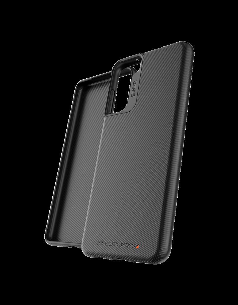 Gear4 Gear4 Copenhagen Case for Samsung Galaxy S21 Plus 5G - Black