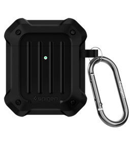 Spigen Spigen Tough Armor Case for Aplle Airpods - Black