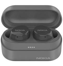 Nokia Nokia BH-405 Power Earbuds Lite - Charcoal Black