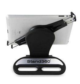 Stand 360 Tabletop Stand for All iPad Samsung And other 7inc -10inc Tablet PC -  Black