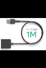 AUKEY Aukey Essential 4 Port USB - A Hub  1m - Black