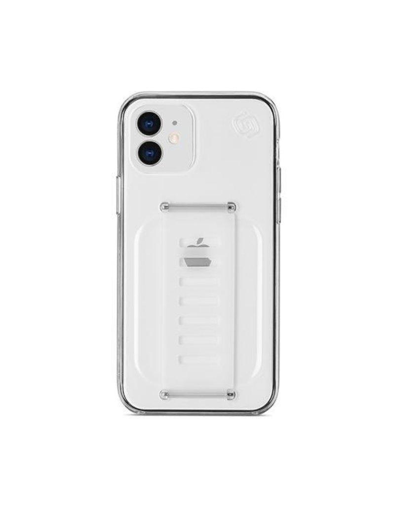 Grip2u Grip2U Slim Case for iPhone 12 / 12 Pro - Clear