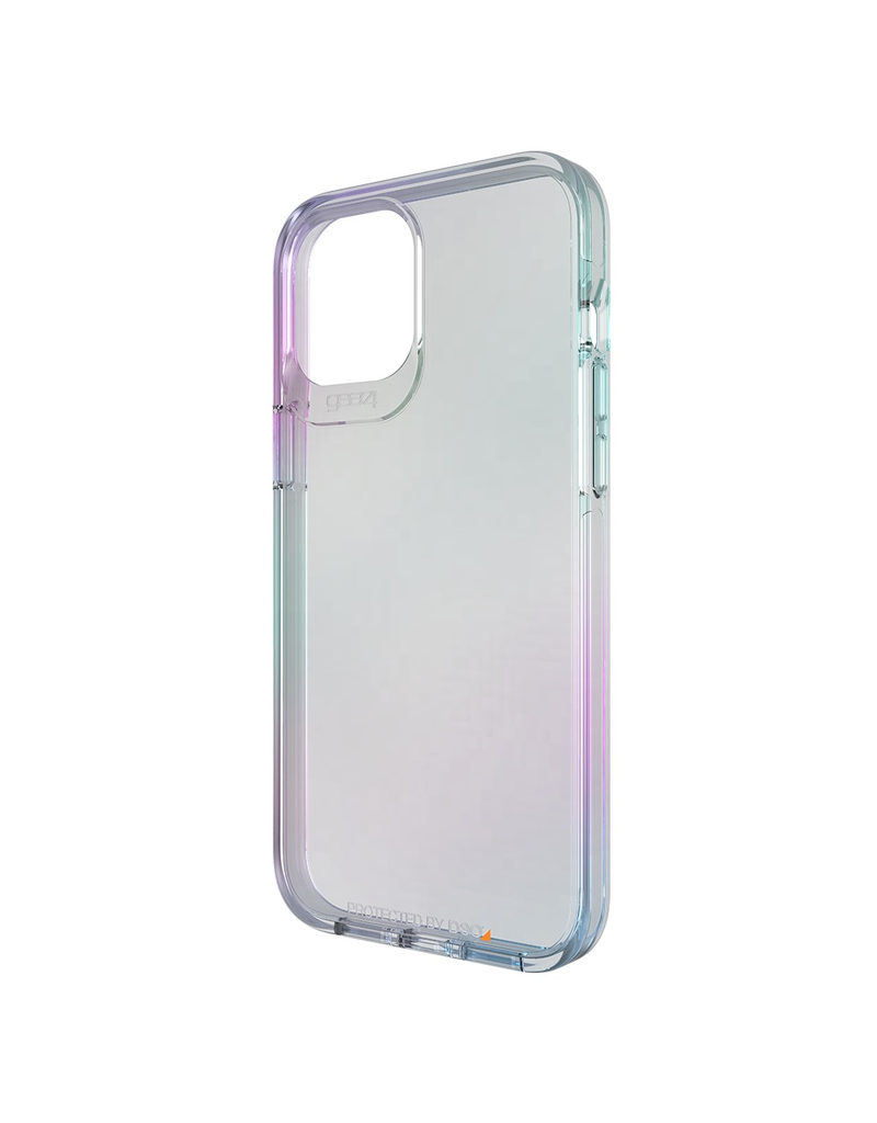 Gear4 Gear4 Crystal Palace Case for iPhone 12 Pro Max - Iridescent