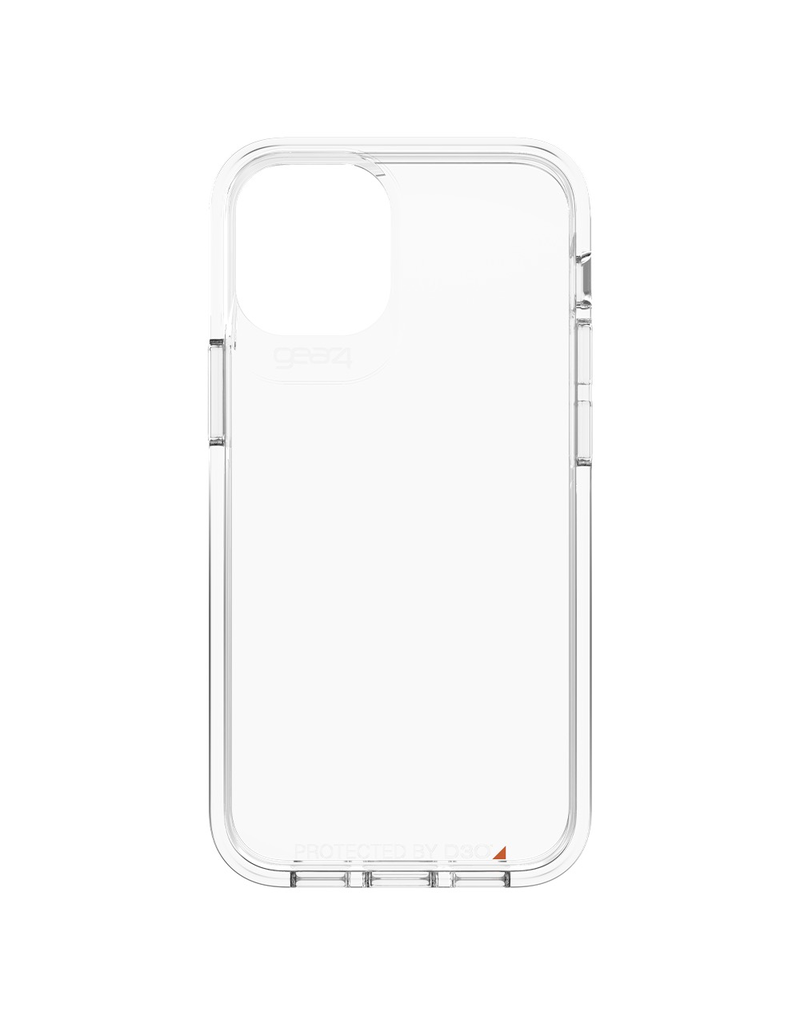 Gear4 Gear4 Crystal Palace Case for iPhone 12 Mini - Clear