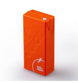 MOMAX I Power Juice EXTERNAL BATTERY PACK Powerbank 4400mah- ORANGE
