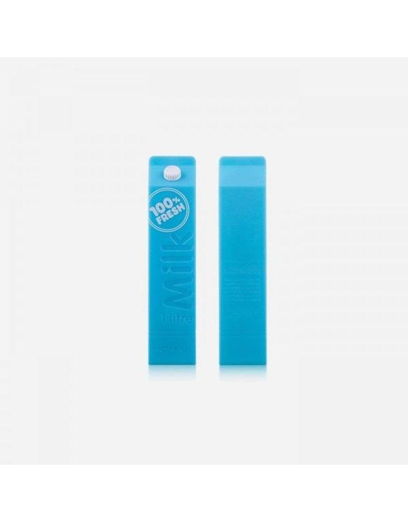 IPHONE MILK EXTERNAL BATTERY PACK - BLUE